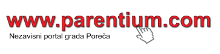 Parentium logo